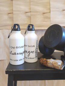 Flaskor/muggar